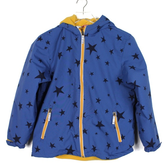Hanna Andersson Other - Hanna Andersson 160 Blue Star Winter Jacket Boys